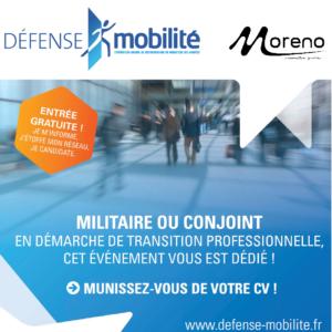 Forum Emploi Défense Mobilité - Metz @ Quartier Séré de Rivières